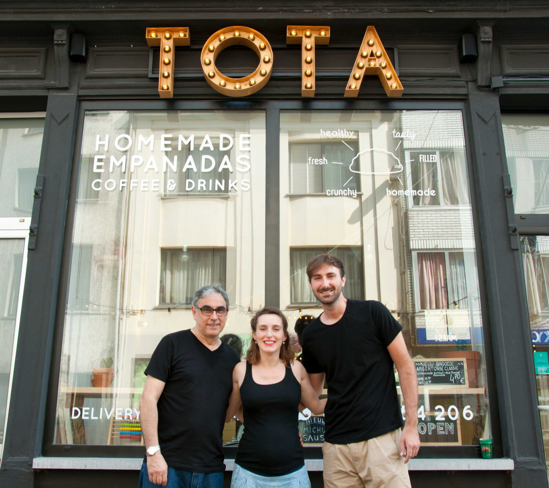 Tota Empanadas (Wordro.be)